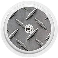 Freestyle Libre Sensor Vinyl Aufkleber (Metal) preisvergleich bei billige-tabletten.eu