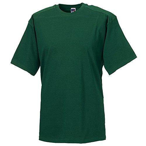 Russell Workwear t-shirt Bottle Green