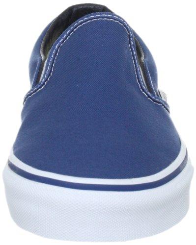 Vans U Classic Slip-on, Baskets mode mixte adulte Bleu