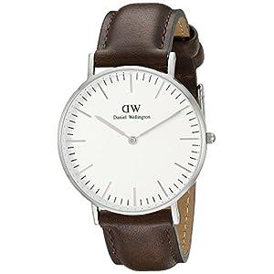 Daniel Wellington Reloj con Correa de Acero para Hombre 0209DW