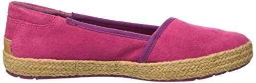 Timberland Casco Bay_Casco Bay Leather Slip On, Sneakers basses femme Rosa (Fucsia)
