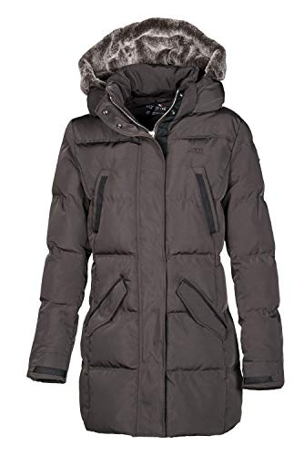Equiline Wintermantel Blanca,Brown,M Brown | M