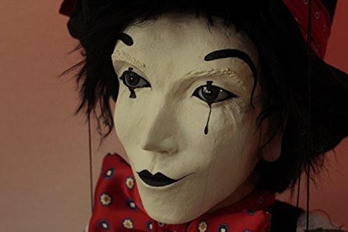marionette Mimo marioneta puppet OOAK artdoll títere
