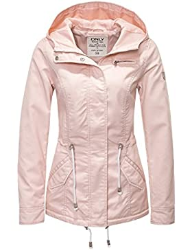 Only Onlnew Lorca Spring Jacket Cc Otw, Parka para Mujer
