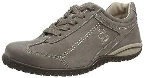 Gabor Tote, Damen Sneakers , Grau - Grey (Brown Nubuck)