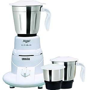 Inalsa Impact 550-Watt Mixer Grinder