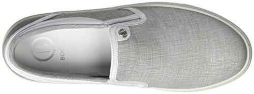 Slipper 6f Bogner Ladies Grey New Salzburg grigio wC7xaq