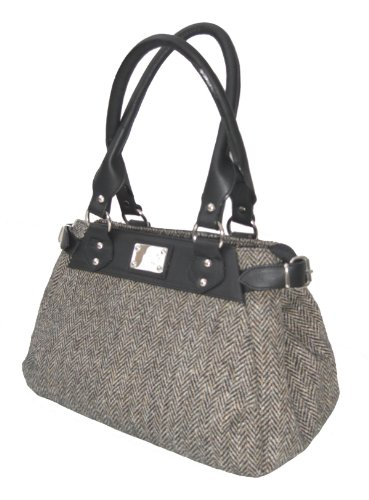 Chantam, Borsa a spalla donna (Harris Tweed HT02)
