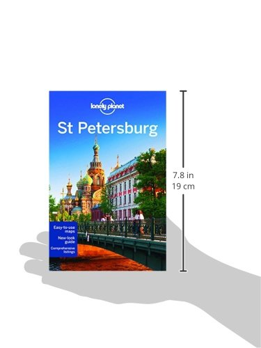 Lonely Planet St. Petersburg (City Guides) - Bild 2