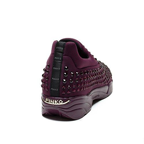 Sneakers PINKO Donna NEW GEM Y2P5R35 Bordeaux IG102NEW-GEM-Y2P5R35 Bordo