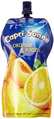 Capri Sonne Orange- Peach, 15er Pack (15 x 0.33 l)