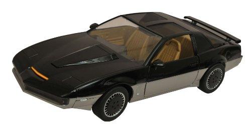Supercar Knight Rider KARR - Modello in Scala 1/15 - Con Luci e Suoni