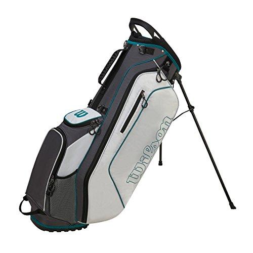 Wilson Golf WGB3307WH Sac de Golf Femme, Blanc/Mint, Taille...