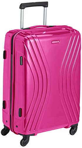 American Tourister Vivotec Spinner 70/26, 4 Ruote, 75 Litri, Hot Pink