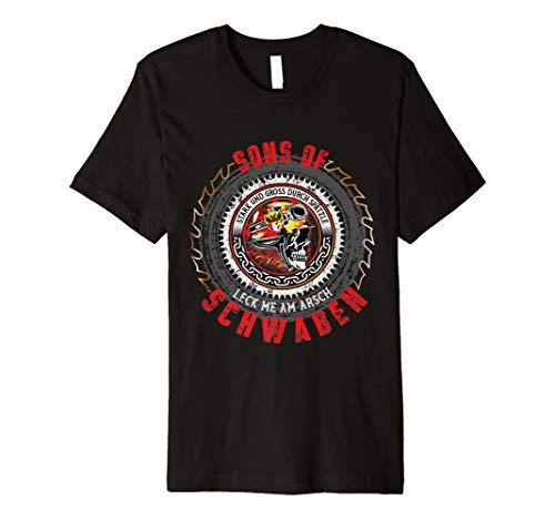 Sons of Schwaben Shirt I Heimat Freiheit Ausfahrt Straße