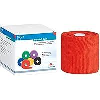 Höga Pharm Haft-Color rot 10 cm x 20 m gedehnt, kohäsive (selbsthaftende) elastische Fixierbinde, luftdurchlässig... preisvergleich bei billige-tabletten.eu