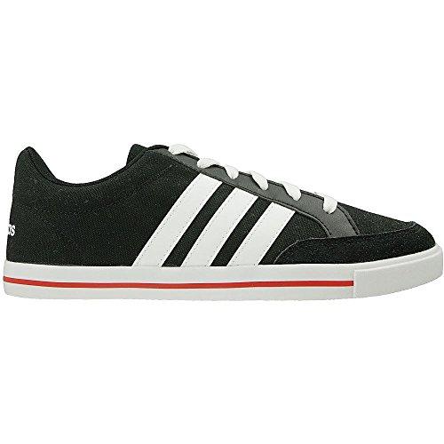 Adidas - D Summer - F99213 - Colore: Bianco-Nero-Rosso - Taglia: 47.3
