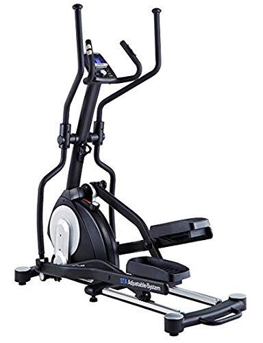 Crosstrainer MAXXUS 7.4 - Heimtrainer In Studioqualität, 5-fach Schrittlängenverstellung - Bluetooth Steuerung Per Smartphone - Gelenkschonende Laufbewegung – Ellipsentrainer, Schrittlänge 33 bis 51cm