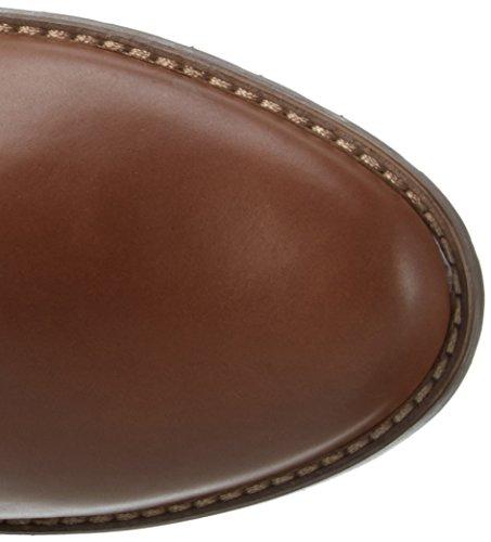 Gabor Shoes Comfort Sport, Stivali da Equitazione Donna Marrone (caramello micro)
