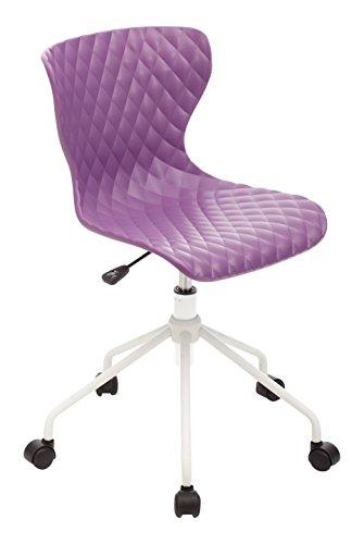 Sessel für Kinderzimmer Mod. Comics Farbe Violett 40x 43x H85cm -
