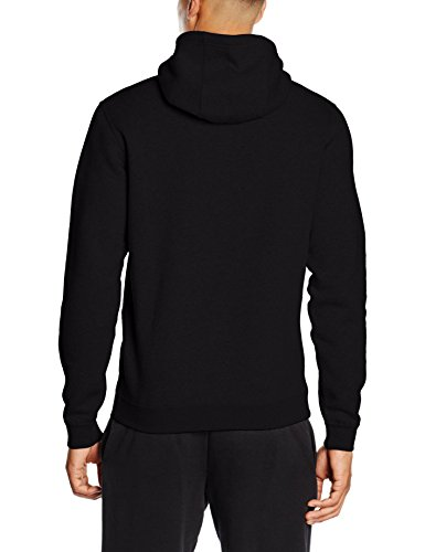 Nike Sportswear Men's Full-Zip Hoodie Black/White