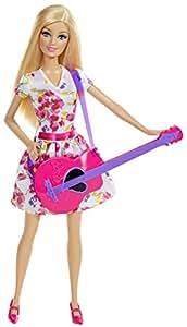 2013 Barbie SINGER #BDT24 Careers Music Teacher Fashion Carrières Professeur de Musique Mode Poupée Doll Asst. BFP99