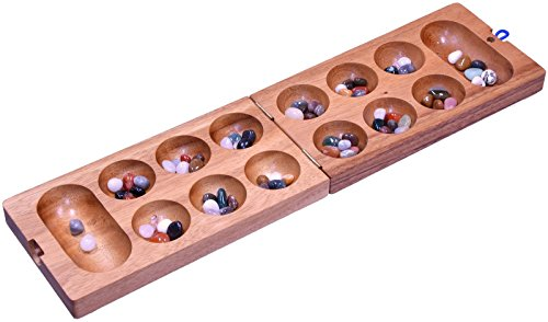 Kalaha-Gr-L-Hus-Bao-Bohnenspiel-Edelsteinspiel-Steinchenspiel-aus-Samena-Holz Kalaha Gr. L – Hus – Bao – Bohnenspiel – Edelsteinspiel – Steinchenspiel aus Samena-Holz -