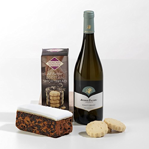 Life's Short - Eat Cake Drink Wine! - Hamper Box