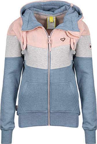 Rv-damen-sweatshirt (Alife and Kickin Palina hellblau - M)