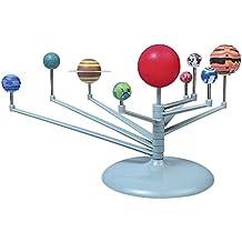 Warmman Funcional y Vale la pena Comprar DIY Kids Science Kit Sistema Solar Planetario Modelo