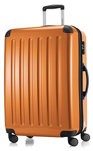 Hauptstadtkoffer Valigia, Orange (arancione) - 82782047
