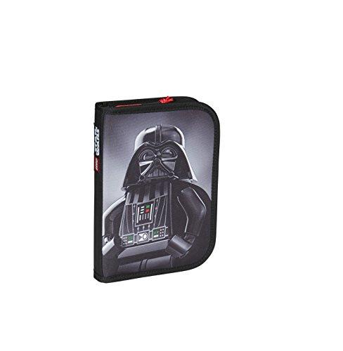 Preisvergleich Produktbild Lego Star Wars Box mit Inhalt Kinder-Rucksack,  Black