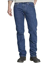 Levi's Homme 501 Original Straight Fit Jeans