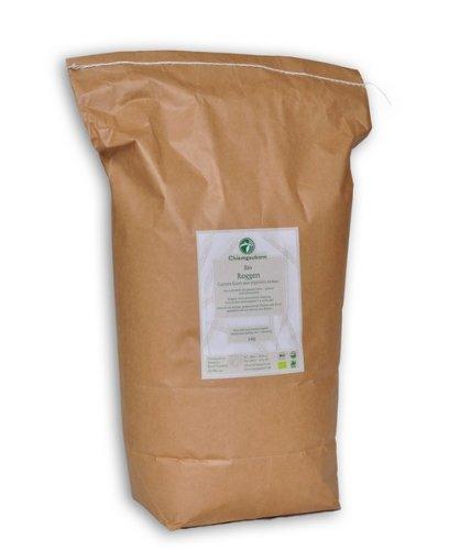 Chiemgaukorn Bio Roggen Ganzes Korn 5 kg