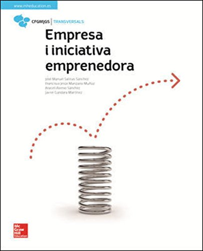 LA - EMPRESA I INICIATIVA EMPRENEDORA. por José Manuel Salinas Sánchez