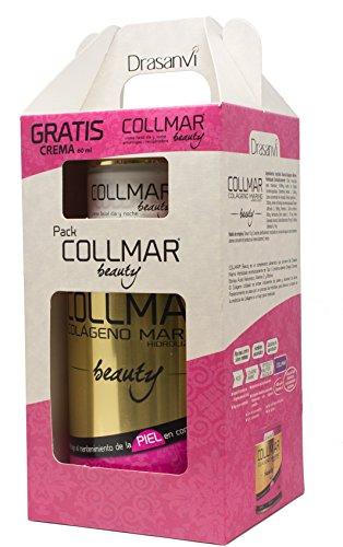COLLMAR BEAUTY COLÁGENO POLVO + CREMA FACIAL GRATIS. Colágeno marino, ácido hialurónico y onagra