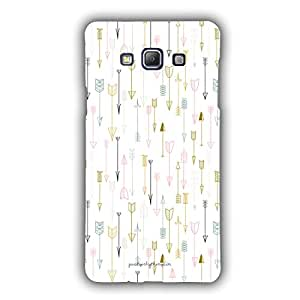 Designer Phone Covers - Samsung A7-ArrowLove