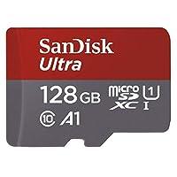 Ultra Android microSDXC 128GB+SDAdap