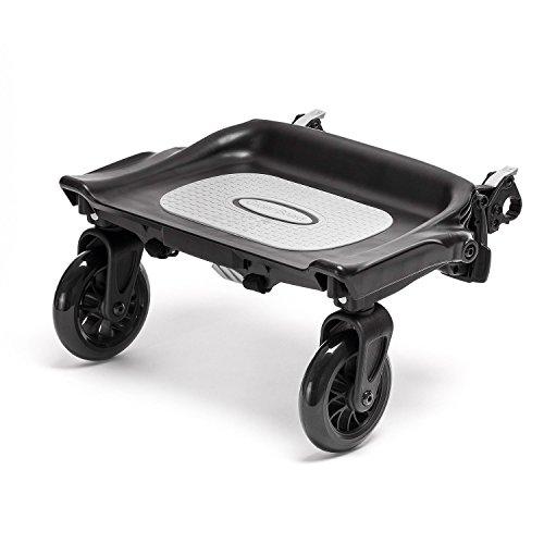 Baby Jogger Glider Board für City Mini/Mini GT Einzel-/Doppelwagen Kinderwagen, schwarz (50015)