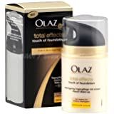 Olaz total effects 7 touch of foundation Tagespflege Light, helle Hauttypen 50ml (C9)