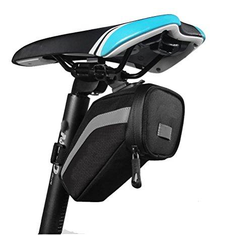 MASLEID Fahrrad Satteltasche Radtasche Fahrrad Tasche für Fahrrad Mountainbikes MTB BMX Radfahren D