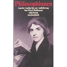 Philosophinnen I und II: Philosophinnen, band 1: Von der Antike bis zur Aufklärung