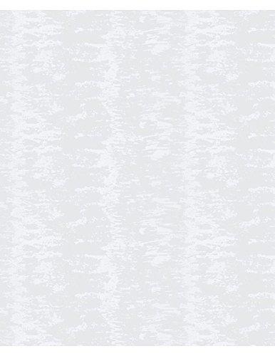 Dekostoff Gardinenstoff Vorhangstoff Meterware für Gardinen, Vorhänge, Kissen, etc. - Soraya Transparent Abstrakt Creme-Weiß Bleiband -...