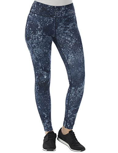 Bench Damen Leggings Distinctive, Total Eclipse, L, BLNF0061