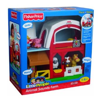 Little People Animal Friends Farm | CHJ51 | Fisher-Price