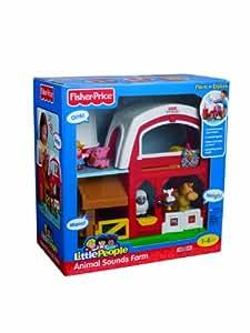 Mattel K7925 - Fisher Price Little People Bauernhof