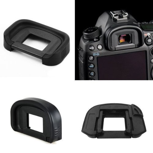 Generic Canon EyeCup Eyepiece EG for Canon 7D 5D Mark III 1D X 1D Mark IV 1D Mark III 1D Mark 1D Mark II 1D Mark I - Camera accessory  available at amazon for Rs.170