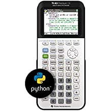 Texas Instruments TI-83 Premium CE Edition Python – Calculatrice graphique – Mode examen