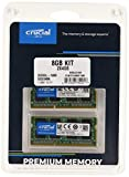 Crucial CT2KIT51264BF160B 8 GB Kit (4 GB x 2) (DDR3L, 1600