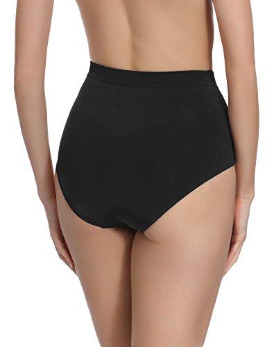 Merry Style Damen Slip Figurformend 06 42 Schwarz